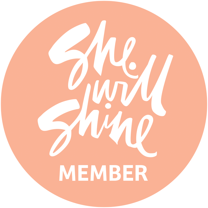 She Will Shine member