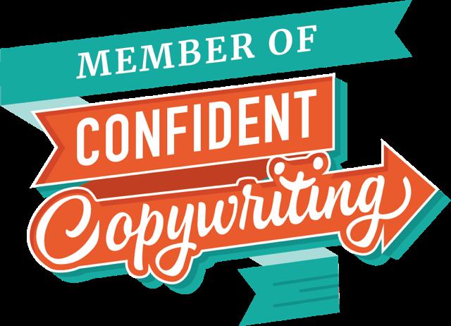 Member of Confident Copywriters